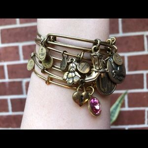 Alex and Ani Bracelets Bundle